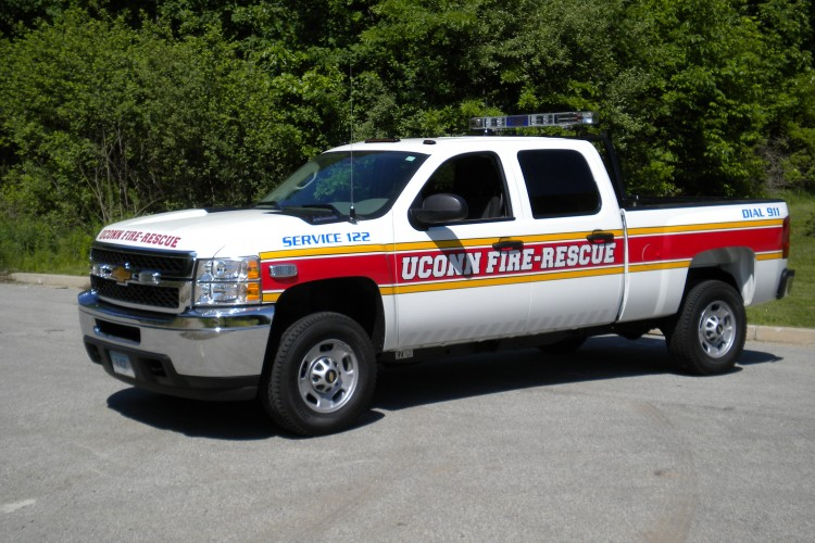 UConn Fire Department